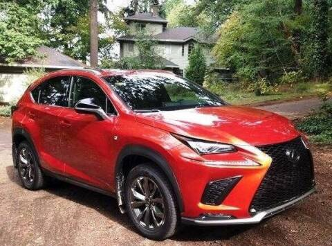 2020 Lexus NX 300 for sale at Diamante Leasing in Brooklyn NY