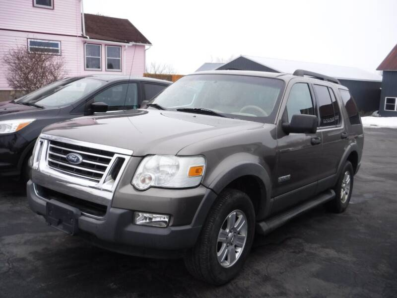 2006 Ford Explorer for sale at Vicki Brouwer Autos Inc. in North Rose NY