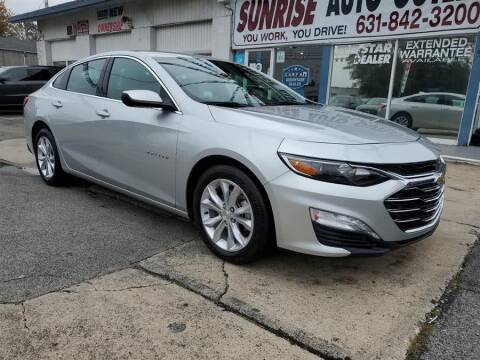 2020 Chevrolet Malibu for sale at Sunrise Auto Outlet in Amityville NY