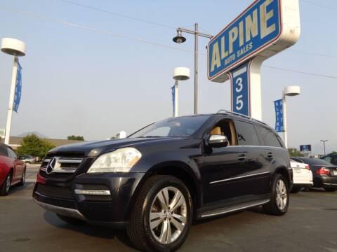 2010 Mercedes-Benz GL-Class for sale at Alpine Auto Sales in Salt Lake City UT