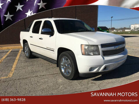 2009 Chevrolet Avalanche for sale at Savannah Motors in Cahokia IL