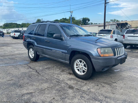 2004 Jeep Grand Cherokee for sale at Dave-O Motor Co. in Haltom City TX