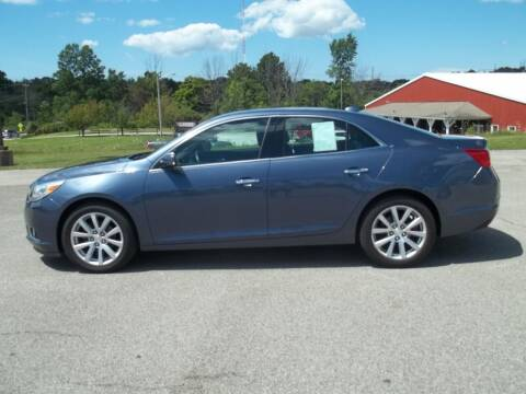 2014 Chevrolet Malibu for sale at Rt. 44 Auto Sales in Chardon OH