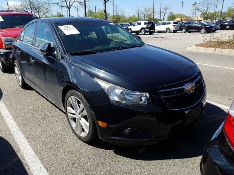 2012 Chevrolet Cruze for sale at 355 North Auto in Lombard IL