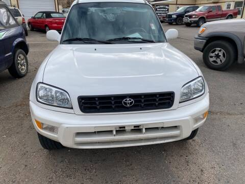 1999 Toyota RAV4 for sale at Fast Vintage in Wheat Ridge CO