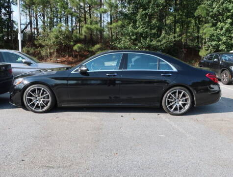 2019 Mercedes-Benz S-Class for sale at Southern Auto Solutions - BMW of South Atlanta in Marietta GA