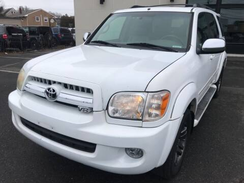 2007 Toyota Sequoia for sale at MAGIC AUTO SALES in Little Ferry NJ