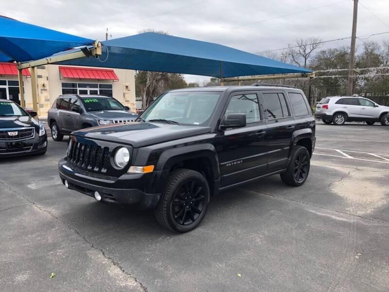 2016 Jeep Patriot for sale at Gold Star Motors Inc. in San Antonio TX
