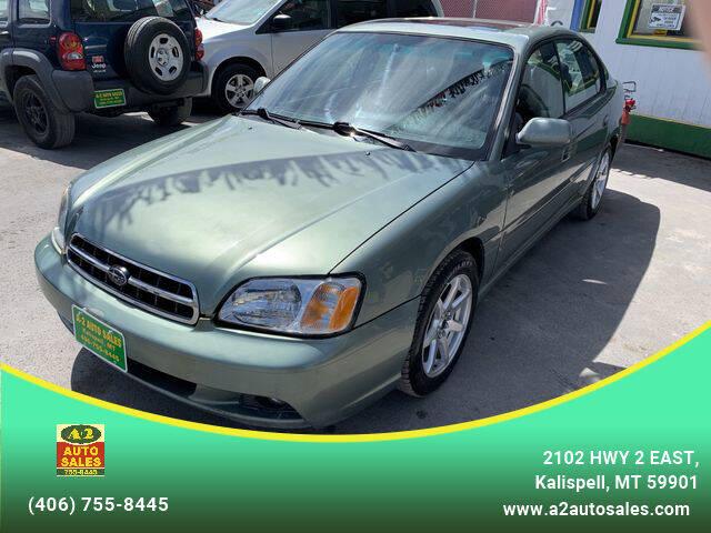 2003 Subaru Legacy for sale in Kalispell, MT