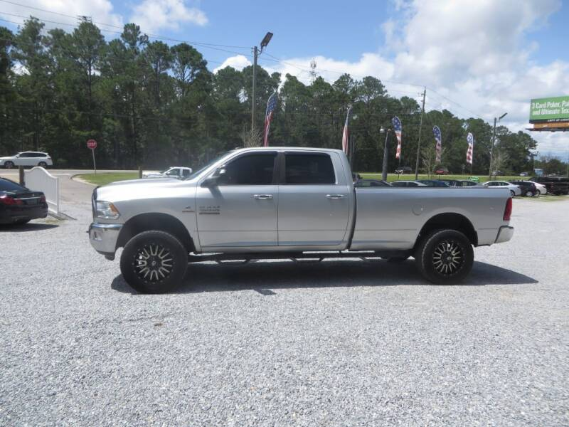 2015 RAM Ram Pickup 2500 for sale at Ward's Motorsports in Pensacola FL