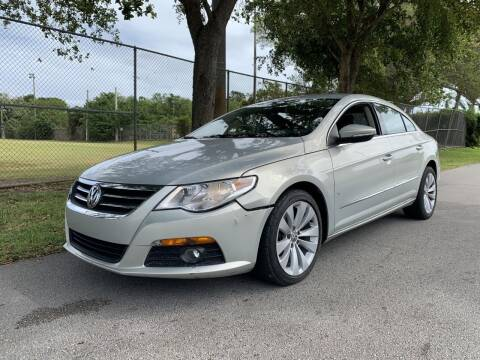 2010 Volkswagen CC for sale at Auto Direct of South Broward in Miramar FL