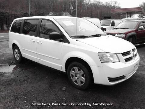 2010 Dodge Grand Caravan for sale at Vans Vans Vans INC in Blauvelt NY