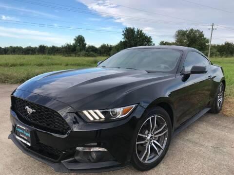 2016 Ford Mustang for sale at Laguna Niguel in Rosenberg TX