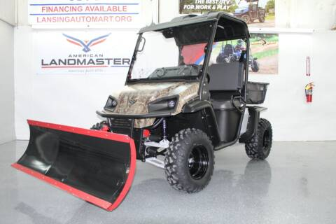 2021 AMERICAN LANDMASTER L5W for sale at Lansing Auto Mart in Lansing KS