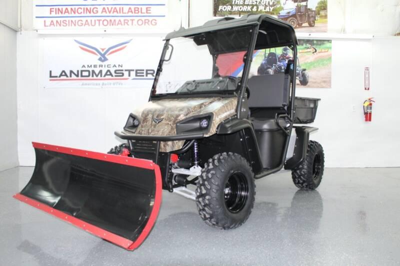 2021 AMERICAN LANDMASTER L5W for sale at Lansing Auto Mart in Lansing KS