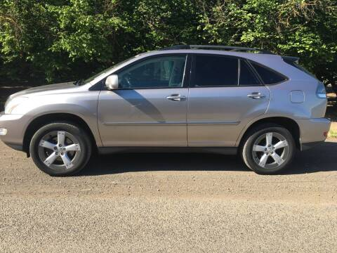 2005 Lexus RX 330 for sale at M AND S CAR SALES LLC in Independence OR