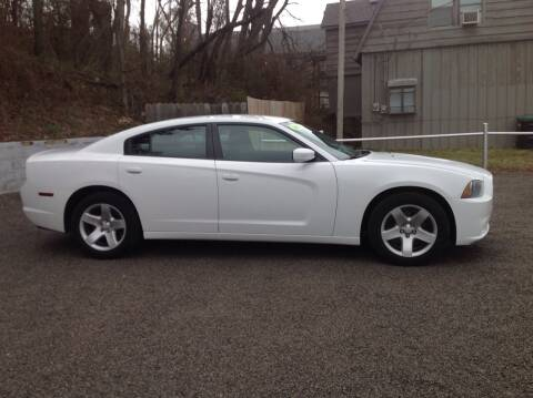 2014 Dodge Charger for sale at GIB'S AUTO SALES in Tahlequah OK