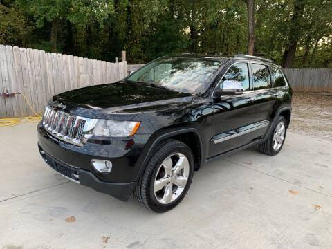 2012 Jeep Grand Cherokee for sale at Carflex Auto in Charlotte NC