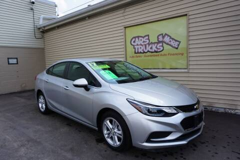 2017 Chevrolet Cruze for sale at Cars Trucks & More in Howell MI