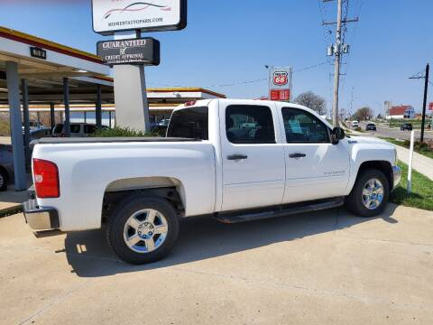 2012 Chevrolet Silverado 1500 Hybrid for sale at Midwest Autopark in Kansas City MO