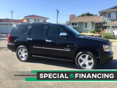 2009 Chevrolet Tahoe for sale at Carmelo Auto Sales Inc in Orange CA