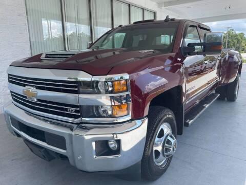 2017 Chevrolet Silverado 3500HD for sale at Powerhouse Automotive in Tampa FL