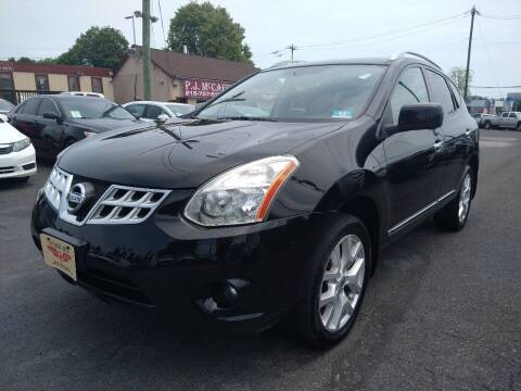 2013 Nissan Rogue for sale at P J McCafferty Inc in Langhorne PA