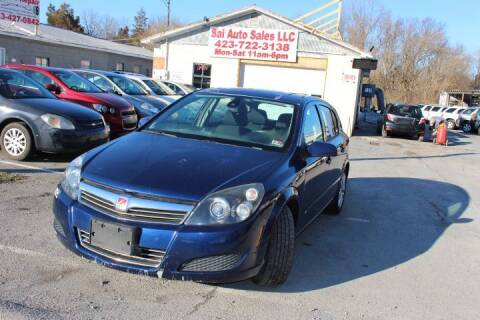 2008 Saturn Astra for sale at SAI Auto Sales - Used Cars in Johnson City TN