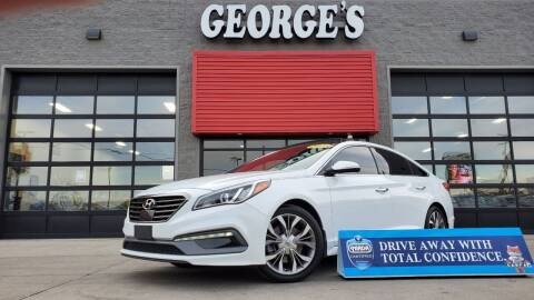 2015 Hyundai Sonata for sale at George's Used Cars - Pennsylvania & Allen in Brownstown MI
