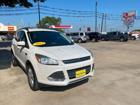 2013 Ford Escape for sale at Russell Smith Auto in Fort Worth TX