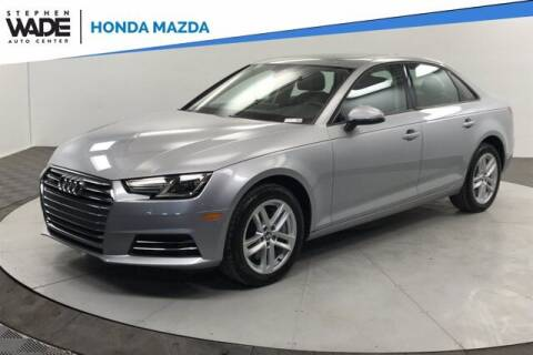 2017 Audi A4 for sale at Stephen Wade Pre-Owned Supercenter in Saint George UT