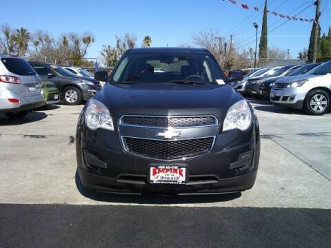 2014 Chevrolet Equinox for sale at Empire Auto Sales in Modesto CA