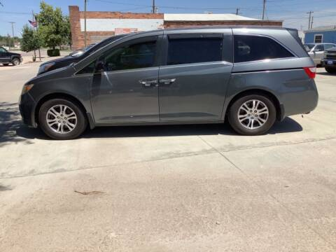 2012 Honda Odyssey for sale at Paris Fisher Auto Sales Inc. in Chadron NE