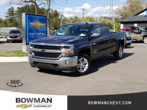 2019 Chevrolet Silverado 1500 LD for sale at Bowman Auto Center in Clarkston MI