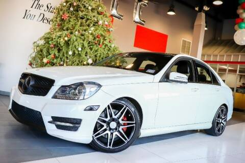 2013 Mercedes-Benz C-Class for sale at Quality Auto Center in Springfield NJ