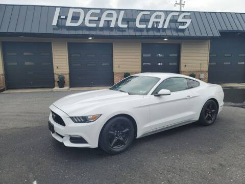 2015 Ford Mustang for sale at I-Deal Cars in Harrisburg PA