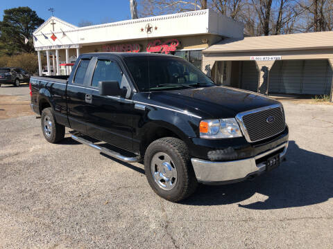 2007 Ford F-150 for sale at Townsend Auto Mart in Millington TN