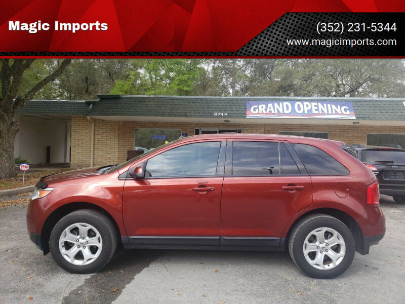 2014 Ford Edge for sale at Magic Imports in Melrose FL