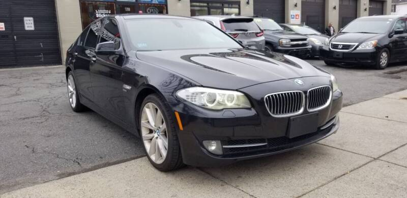 2011 BMW 5 Series for sale at Motor City in Roxbury MA