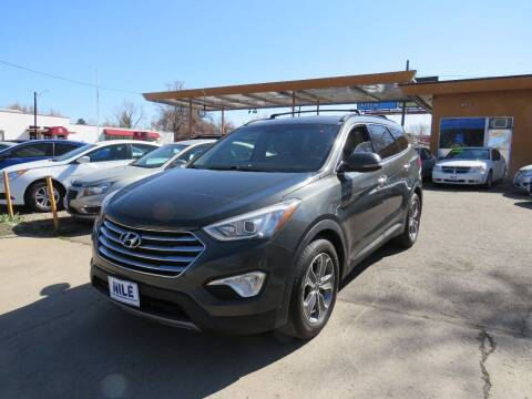 2013 Hyundai Santa Fe for sale at Nile Auto Sales in Denver CO