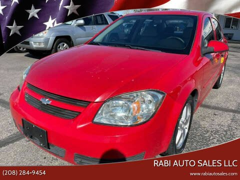 2006 Chevrolet Cobalt for sale at RABI AUTO SALES LLC in Garden City ID