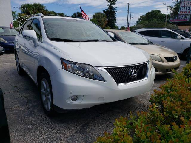 2012 Lexus RX 350 for sale at Mike Auto Sales in West Palm Beach FL