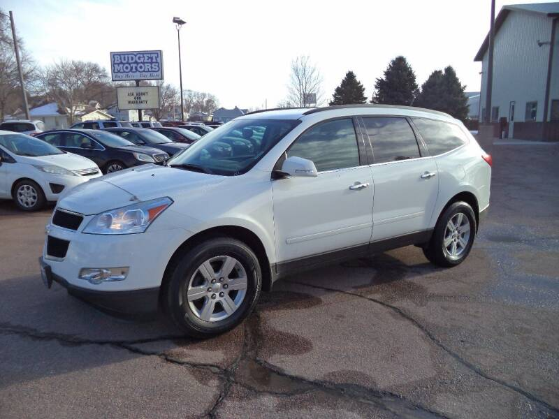 2011 Chevrolet Traverse for sale at Budget Motors - Budget Acceptance in Sioux City IA