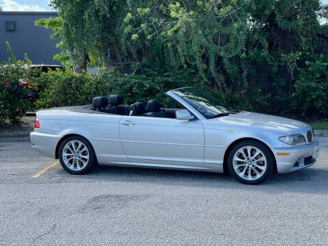2006 BMW 3 Series for sale at AUTOSPORT MOTORS in Lake Park FL