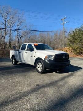 2015 RAM Ram Pickup 1500 for sale at 4Auto Sales, Inc. in Fredericksburg VA