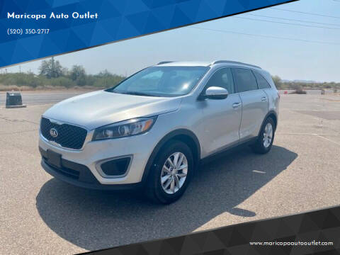 2017 Kia Sorento for sale at Maricopa Auto Outlet in Maricopa AZ