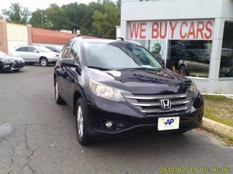 2012 Honda CR-V for sale at AP Fairfax in Fairfax VA