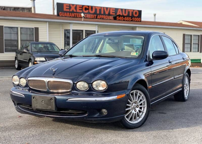 2007 Jaguar X-Type for sale at Executive Auto in Winchester VA
