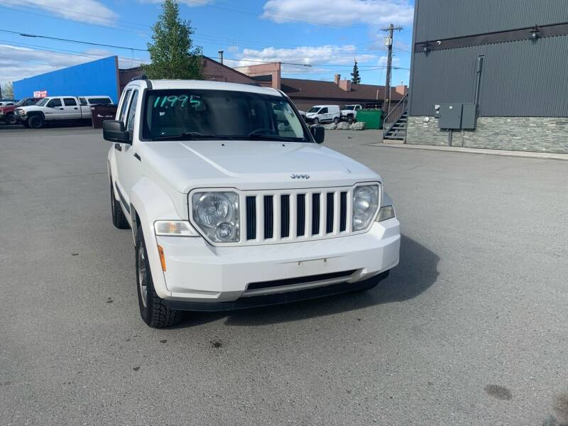 2008 Jeep Liberty for sale at ALASKA PROFESSIONAL AUTO in Anchorage AK
