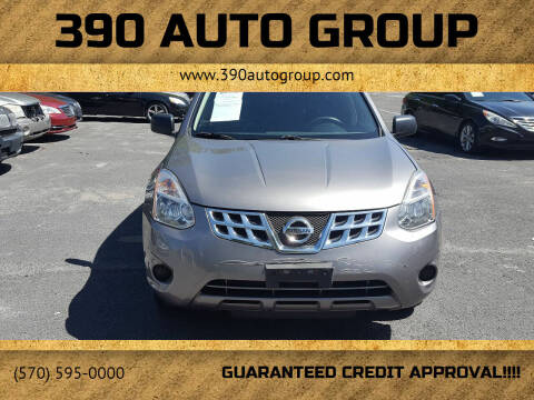 2011 Nissan Rogue for sale at 390 Auto Group in Cresco PA